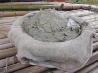 冷たい冷たい粘土作り
