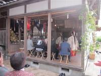 田本神社祭礼