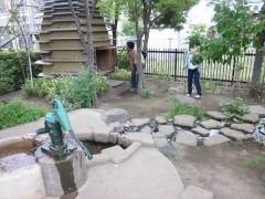 そあ保育園の井戸