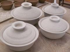 土鍋の試作