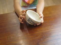 子ども用茶碗