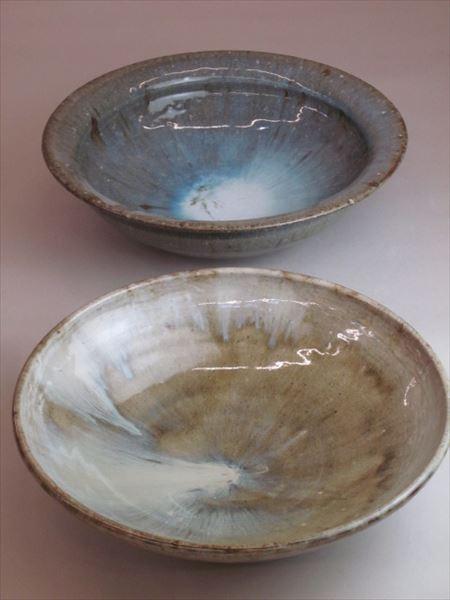 灰釉の大鉢
