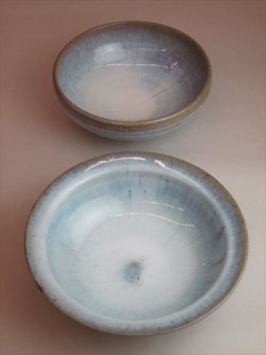 林檎灰釉鉢