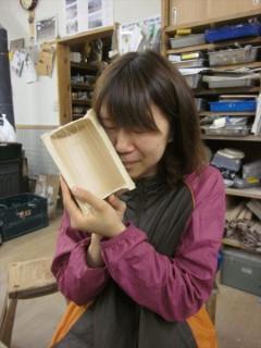 竹で作った弦楽器