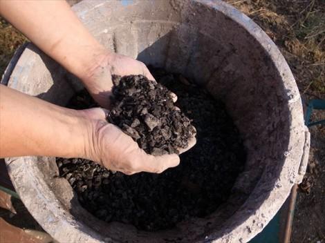 里山 薪の暮らし 陶芸 灰釉