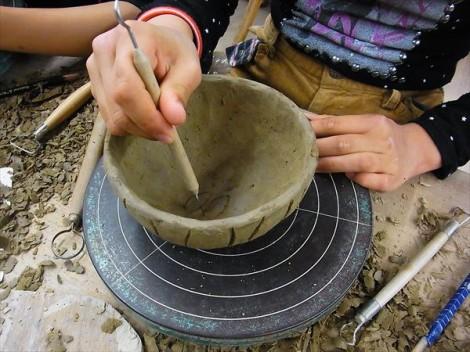 作陶 お茶碗 手作り