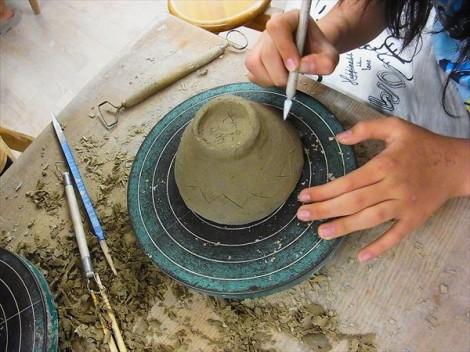 手作り 陶芸 作陶