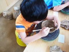 保育園 陶芸教室 焼き物教室