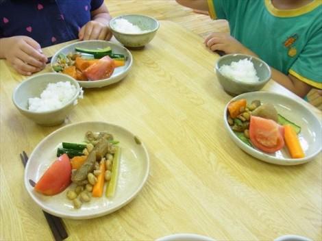 食育 保育 陶芸