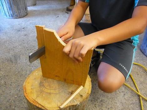 手作り ものづくり 子ども 手仕事