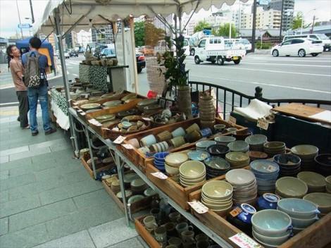 五条坂陶器まつり 京都 草來舎