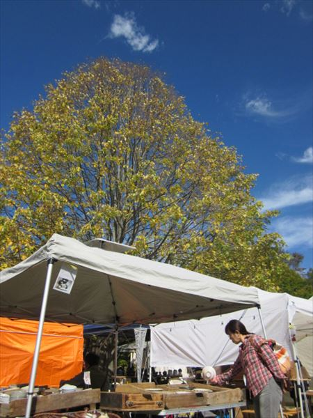 八ヶ岳自然文化園クラフト市 草來舎