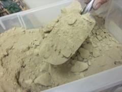 灰釉 里山 草來舎 焼き物 陶芸