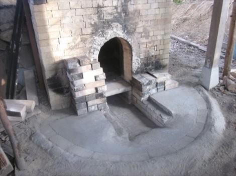 薪窯 穴窯