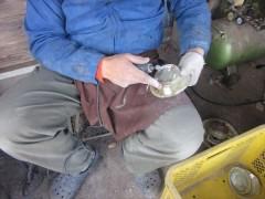 薪窯 穴窯 信楽 自然釉 伊賀焼