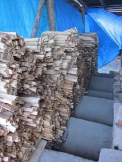 登り窯 窯焚き 草來舎