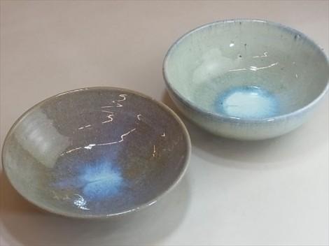 登り窯 草來舎 林檎灰釉 灰釉 鉢 和食器
