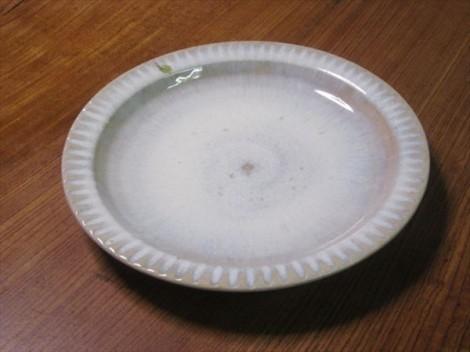 和食器 和の器 林檎灰釉 草來舎 皿