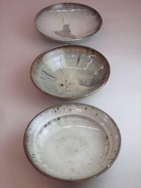 藁灰釉 灰釉 和食器 鉢 草來舎