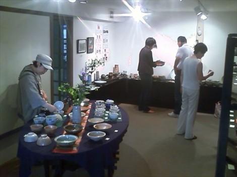 草來舎 名古屋展示会 作陶展 陶器展 信州・暮らしのうつわ展