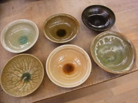 草來舎 名古屋展示会 作陶展 陶器展 ギャラリー安里
