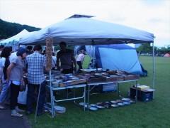 三条クラフトフェア 草來舎 和食器販売
