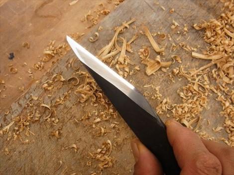 切り出し小刀 木工 子ども食器