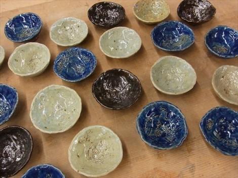 保育園 幼稚園 陶芸教室 焼物教室 造形教室 草來舎 子供用茶碗