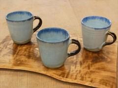 林檎灰釉 灰釉 マグ マグカップ
