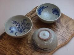 信楽 自然釉 灰釉 登り窯 会津 草來舎 和食器