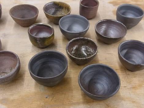 薪窯 自然釉 信楽焼 伊賀焼 常滑