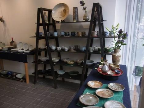 草來舎 展示即売会 スペース高輪 和食器 販売 品川 ギャラリー