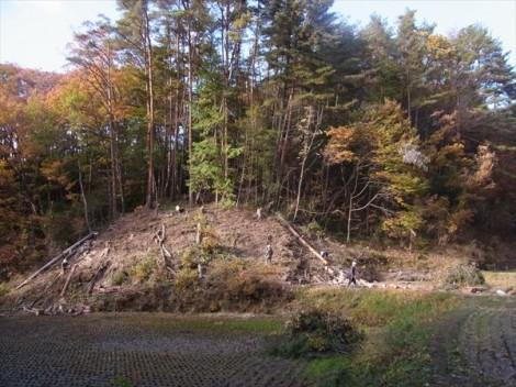 登り窯 薪 林業 環境教育 里山 間伐