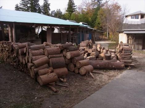登り窯 薪 環境教育 体験教育 草來舎 林業