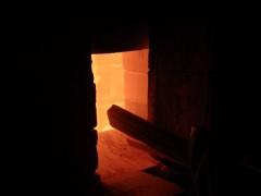 登り窯 窯焚き 自然体験 陶芸教室 造形教室 草來舎