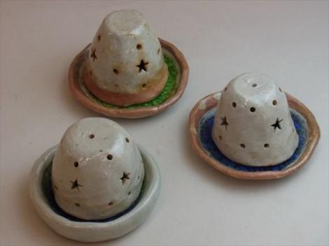 陶芸 登り窯 子ども 美術 焼き物 造形 教育 草來舎