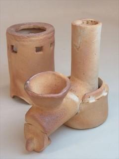 登り窯 窯焚き 陶芸教室 草來舎