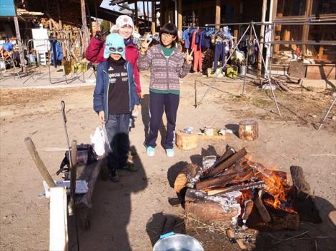 野焼き 陶芸 美術 図工 教育