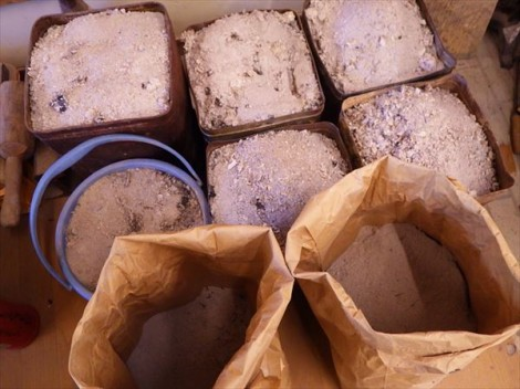 灰釉 草來舎 林檎灰釉 和食器 鉢 薪ストーブ