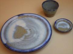 蕎麦 皿 和食器 草來舎 蕎麦猪口 薬味皿 小皿