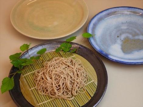 蕎麦 皿 和食器 草來舎 蕎麦猪口