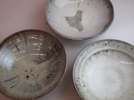 草來舎 里山 田んぼ 藁灰釉 和食器 鉢