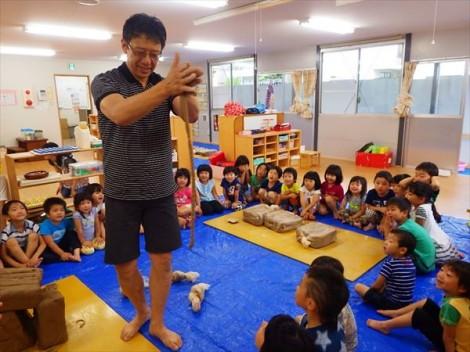 保育園 粘土 泥遊び 土いじり 砂場 自然教育 体験教育