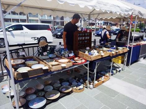 草來舎 京都 五条坂陶器まつり 陶器市 観光 和食器