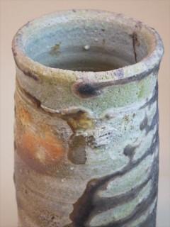 草來舎 展示会 作陶展 和食器 販売 灰釉 会津若松 ギャラリー みゅーず 信楽 自然釉