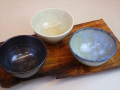 草來舎 展示会 作陶展 和食器 販売 灰釉 会津若松 ギャラリー みゅーず