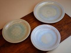草來舎 和食器 展示会 スペース高輪 鉢 皿 販売 灰釉