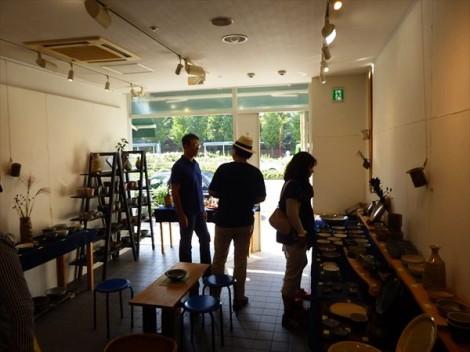 草來舎 展示会 和食器 展示即売 スペース高輪 品川駅
