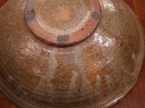 薪ストーブ 灰釉 陶芸 焼物 灰 草來舎
