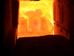 登り窯 窯焚き 薪窯 草來舎 和食器 焼き締め 自然釉 灰釉 信楽 伊賀
